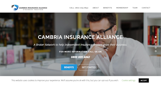 CAMBRIA INSURANCE ALLIANCE