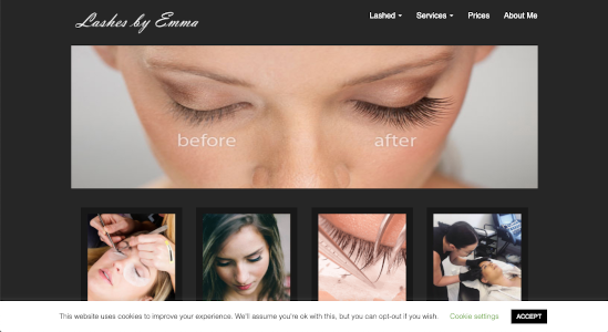 Lashes By Emma